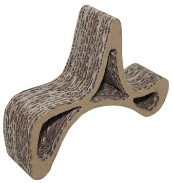 maqueta de silla de cartón de Ana Lasheras