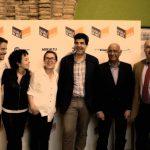 Photocall con los diferentes asistentes de las VI Jornadas del Diseño