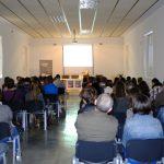 Sala de ponencias de las VI Jornadas de Diseño