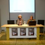 Kahle & Arauzo ponencia sobre Arquitectura