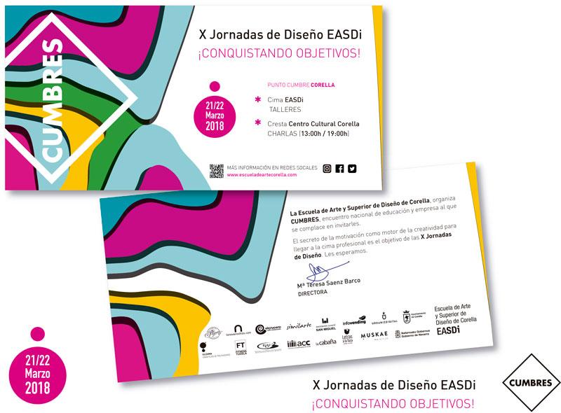 invitations evento cumbres