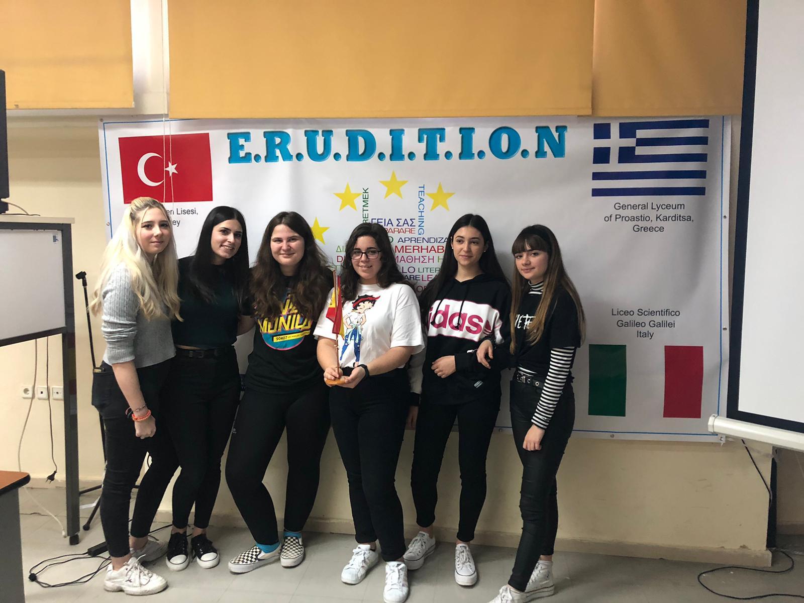 Diario de viaje: Erasmus + en Grecia