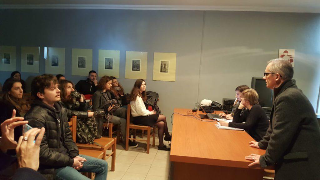 Exposición en Albania EASDi